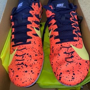 NIKE ZOOM RIVAL S 9 TRACK AND FIELD SPIKE SHOES